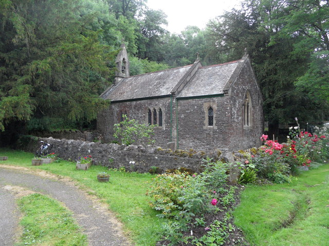 St Andoenus, Mounton