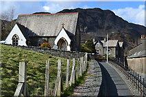 SD3097 : Coniston Methodist Church, beside the A593 by David Martin