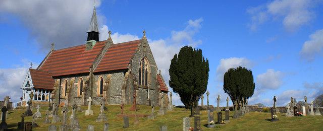Challoch Church