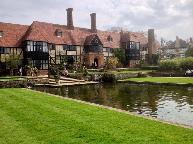 The Laboratory and Canal, RHS Wisley