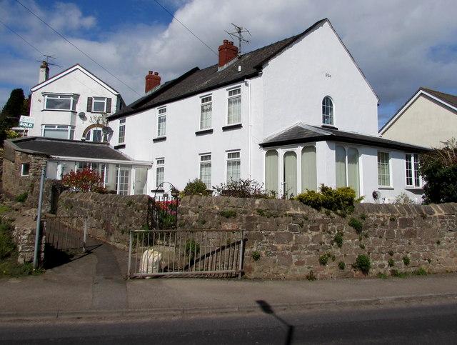 Former Wesleyan Chapel in Cinderford
