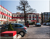 SZ0991 : Bournemouth - Hotel Celebrity (formerly the Durlston Court Hotel) by Mike Searle