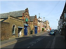 TR3752 : Sondes Road, Deal by Chris Whippet