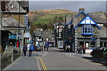 NY3704 : Church Street, Ambleside by David Martin