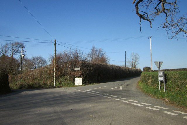 Crossroads, Trebartha