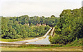 SJ2742 : Aqueduct of Shropshire Union Canal over River Dee, Pont Cysyllte, 1992 by Ben Brooksbank