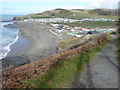SN5883 : Clarach Bay Holiday Village by John Baker