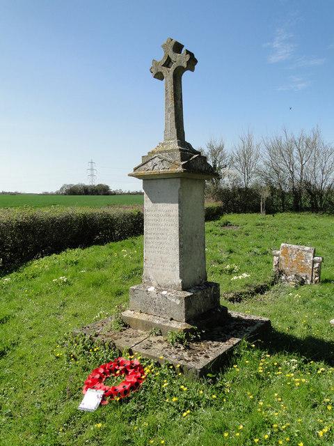 Tivetshall St. Margaret War Memorial