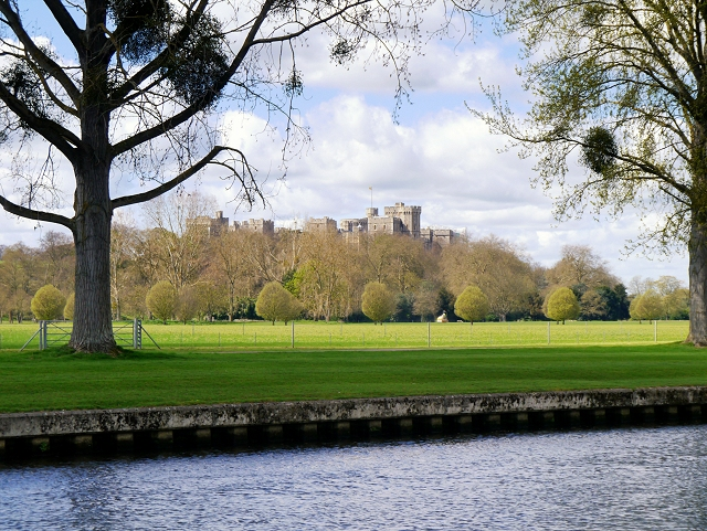 Windsor, The Home Park and Castle