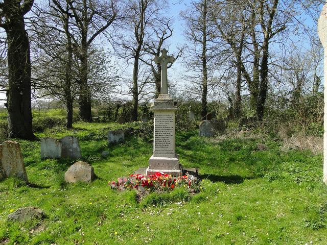 Tivetshall St. Mary's War Memorial