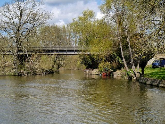 Black Potts Railway Bridge