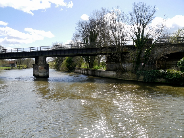 Black Potts Railway Bridge, Windsor