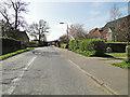 TM1782 : Rectory Road, Dickleburgh by Adrian S Pye