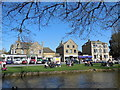 SP1620 : High Street, Bourton On the Water by Paul Gillett