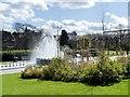 SU9677 : Jubilee Fountain at The Goswells by David Dixon