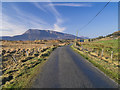 C0133 : Minor road near Muckish by Rossographer