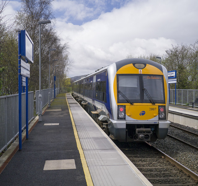 Train, Belfast