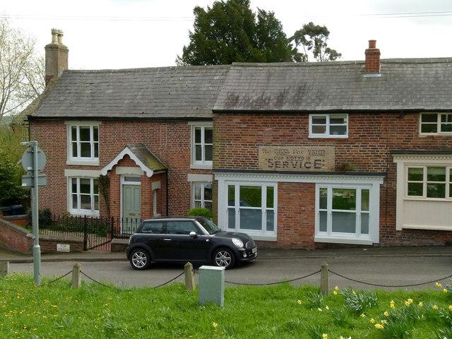 Former village shop, Upper Broughton