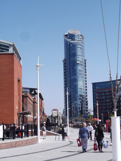 1 Gunwharf Quay, Portsmouth