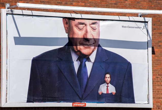 Conservative Party political poster - Edgware Road