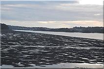 SH5873 : Low tide, Menai Straits by N Chadwick