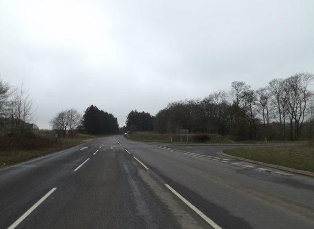 Bury Road, Haughley