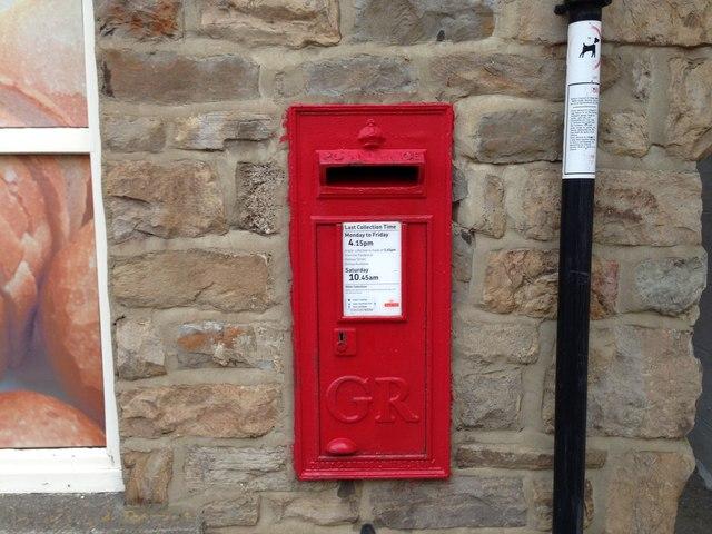 GR post box
