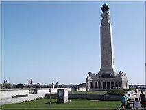 SZ6398 : Royal Naval War Memorial, Clarence Esplanade, Southsea by Robin Sones
