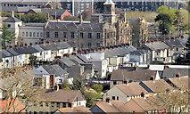 J4873 : Rooftops, Newtownards (April 2015) by Albert Bridge