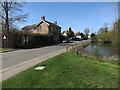 TL5428 : Pond in Henham by Hugh Venables