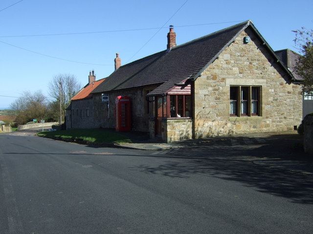 Cottages, Newton on the Moor