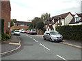 SP2382 : Maxstoke Close off Maxstoke Lane, Meriden by Robin Stott