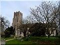 TM1570 : St Michael's church, Occold by Bikeboy