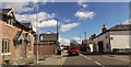 SJ3230 : A495 through Whittington by John Firth