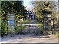 SD7315 : Gateway to Turton Tower by David Dixon