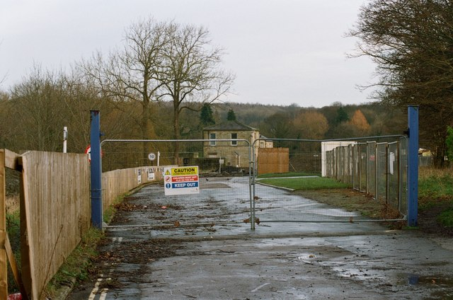 Another development site