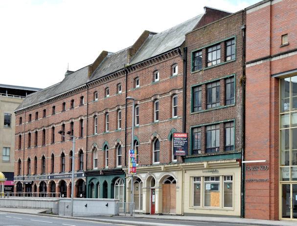 Nos 91-97 Victoria Street, Belfast - April 2015(2)