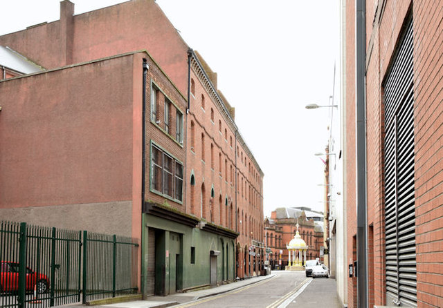 Nos 91-97 Victoria Street, Belfast - April 2015(5)