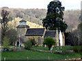 TQ1247 : Surrey Hills:  Church of St. John the Evangelist, Wotton by Dr Neil Clifton