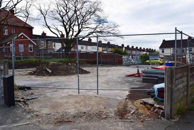 Land in Groves Street, Rodbourne, Swindon