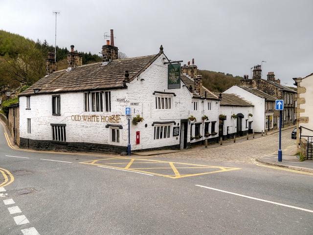 Old White Horse, Bingley