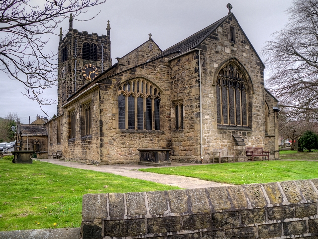 Image result for ilkley parish church