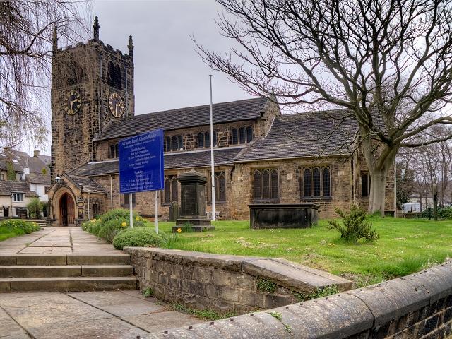 Bingley, All Saints' Parish Church