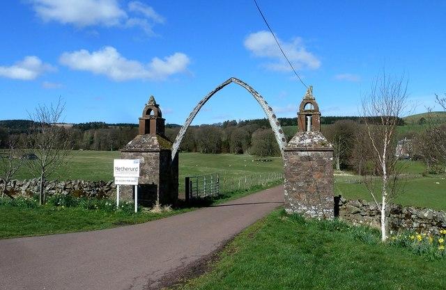Netherurd's Whalebone Arch