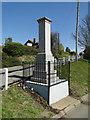 TG4101 : Reedham War Memorial by Adrian S Pye
