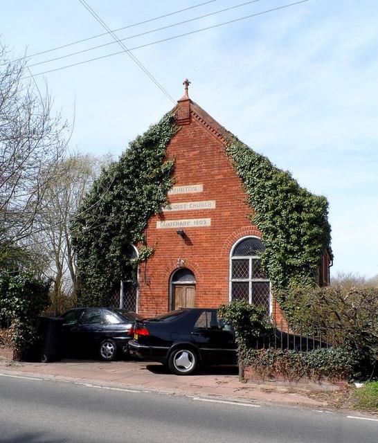 Primitive Methodist chapel, Scoulton