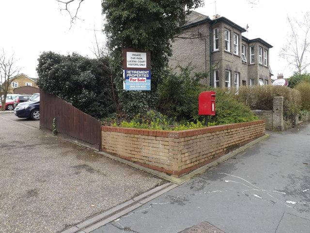 Finborough Road Postbox