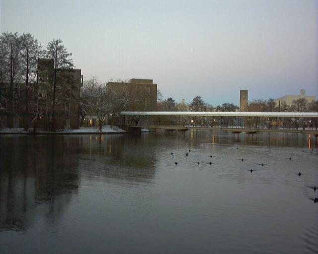 Vanbrugh Bridge and Goodricke