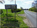 SP3074 : Welcome to Warwickshire by Mat Fascione