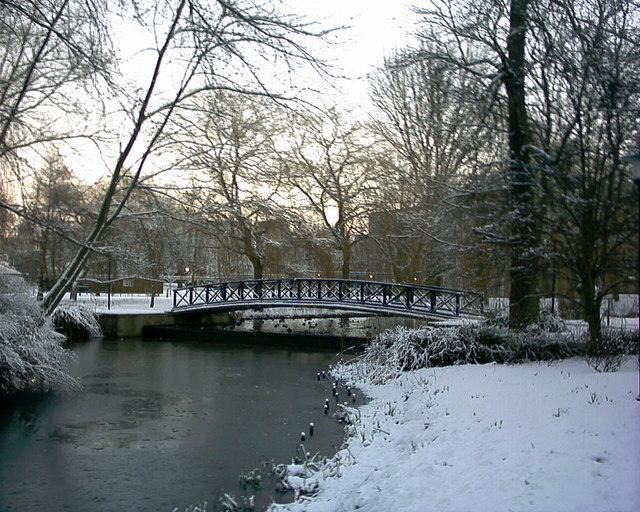 Spring Lane Bridge